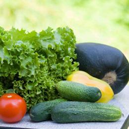利家家蔬菜